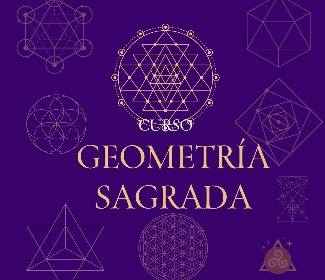 """Curso """"Geometría Sagrada"""""""