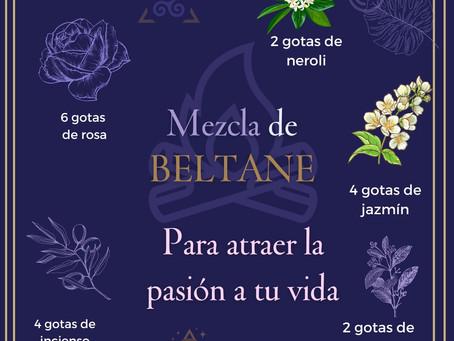 MEZCLA DE BELTANE