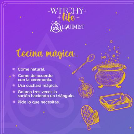 Cocina Mágica