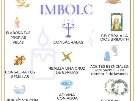 Tips para celebrar IMBOLC