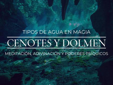 Agua de Cenotes y Dolmen