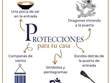PROTECCIÓN DEL HOGAR.