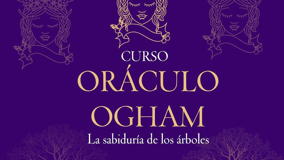"Curso ""Oráculo Ogham"""