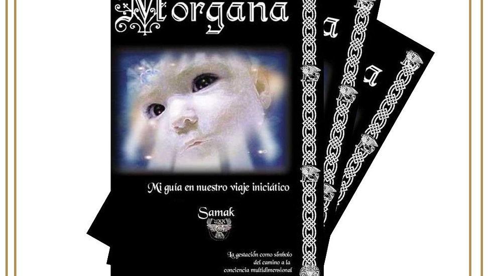 """Libro """"Morgana"""""""