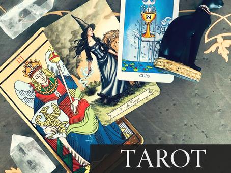 Los misterios del Tarot
