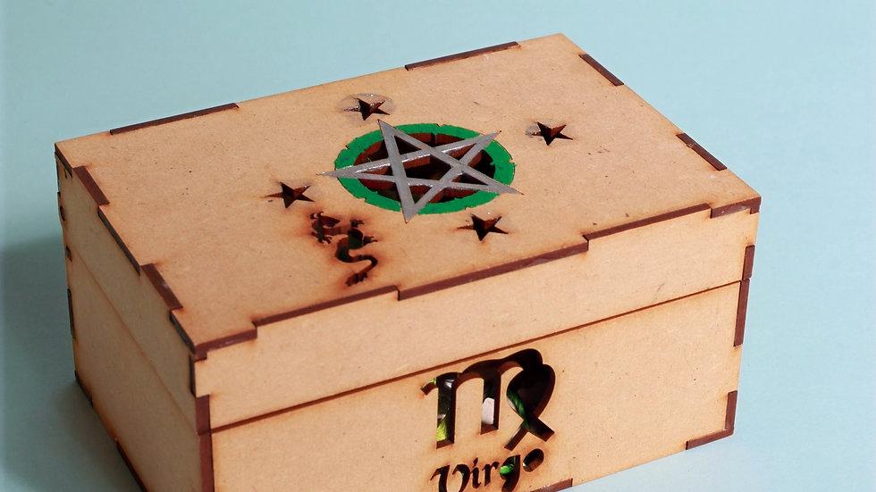 Caja Zodiacal