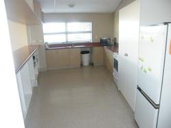 training room kitchen