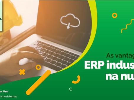 Como aumentar a produtividade e tornar a gestão mais eficiente com o ERP industrial na nuvem