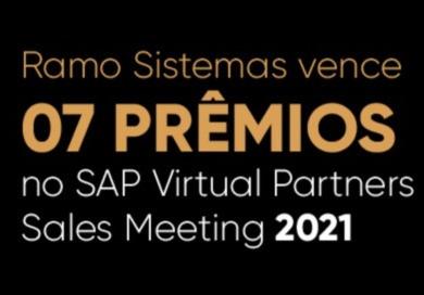 Somos heptacampeões: Maior Parceiro de SAP Businne One no brasil
