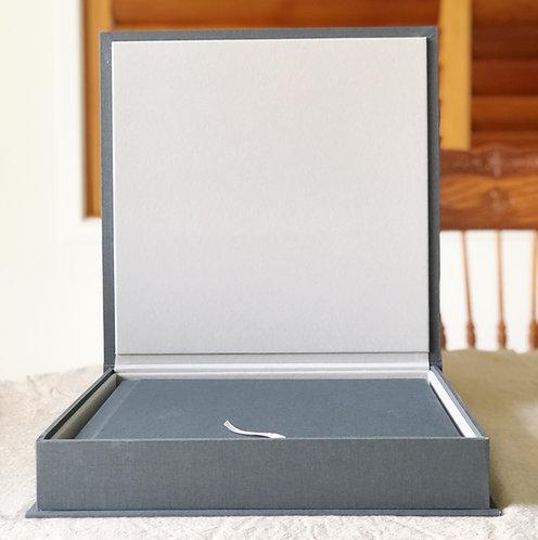 LINEN ALBUM BOX
