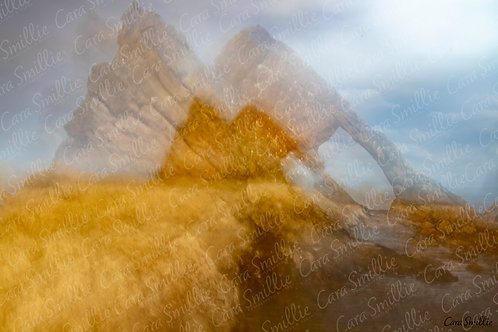 Bow Fiddle Rock ICM Print