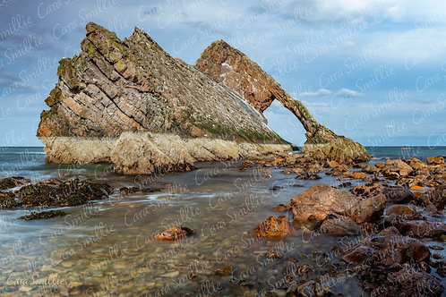 Bow Fiddle Rock Print