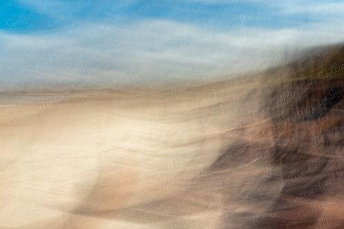 Nairn Rocks ICM Print
