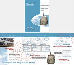 Cobham Wireless 3500 Series Brochure