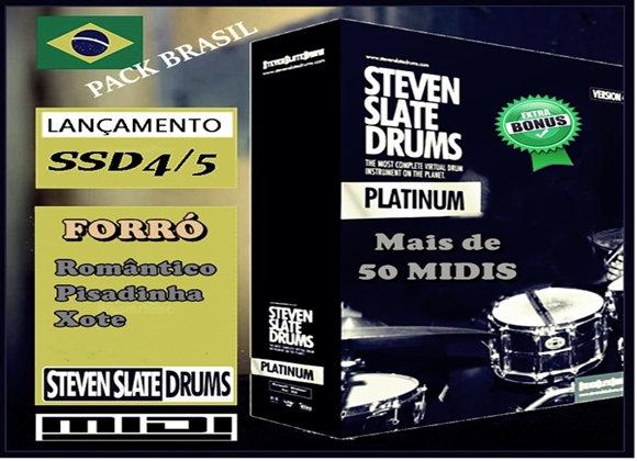 Pack MIDI Brasil / Forró