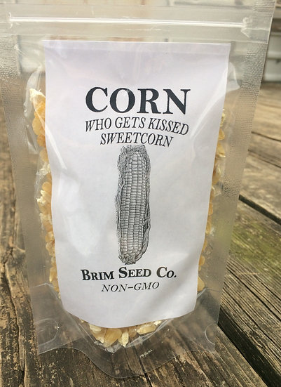 Corn-Who Gets Kissed (Sweet) Bulk