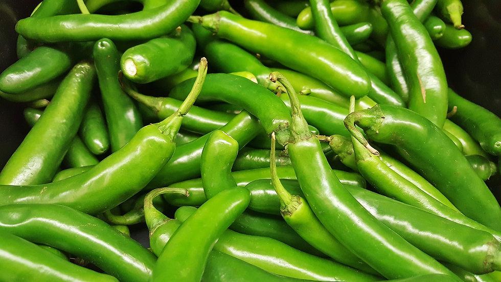Pepper - Serrano Chili