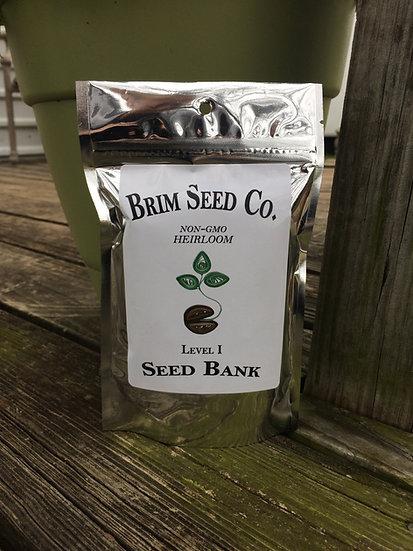 Seed Bank Level I