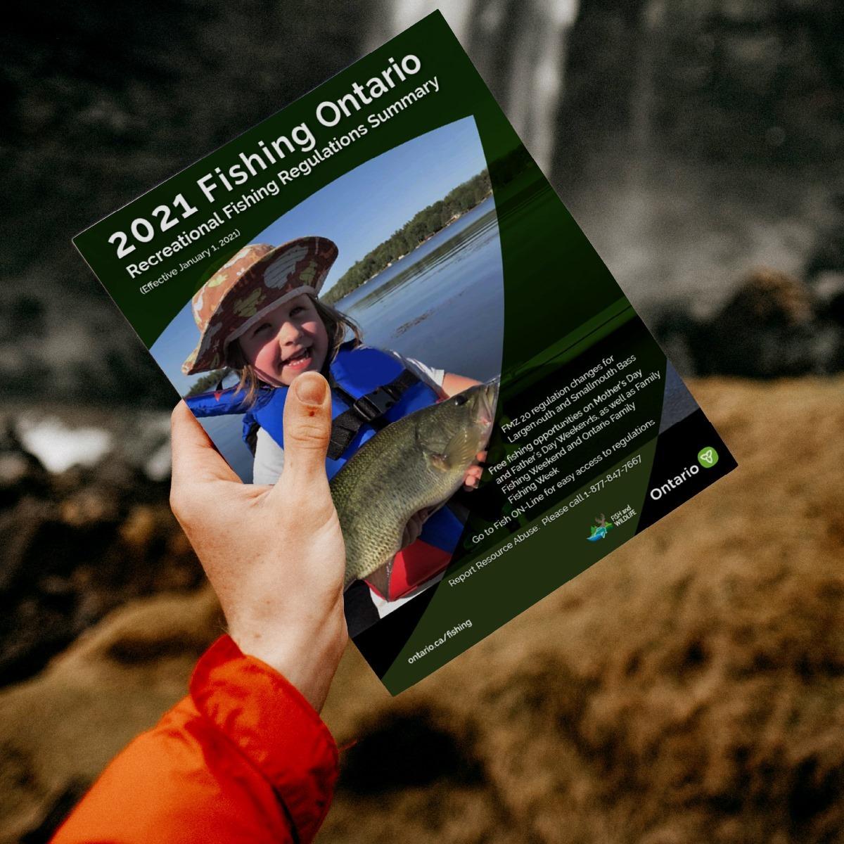 2021 Ontario Fishing Regulations