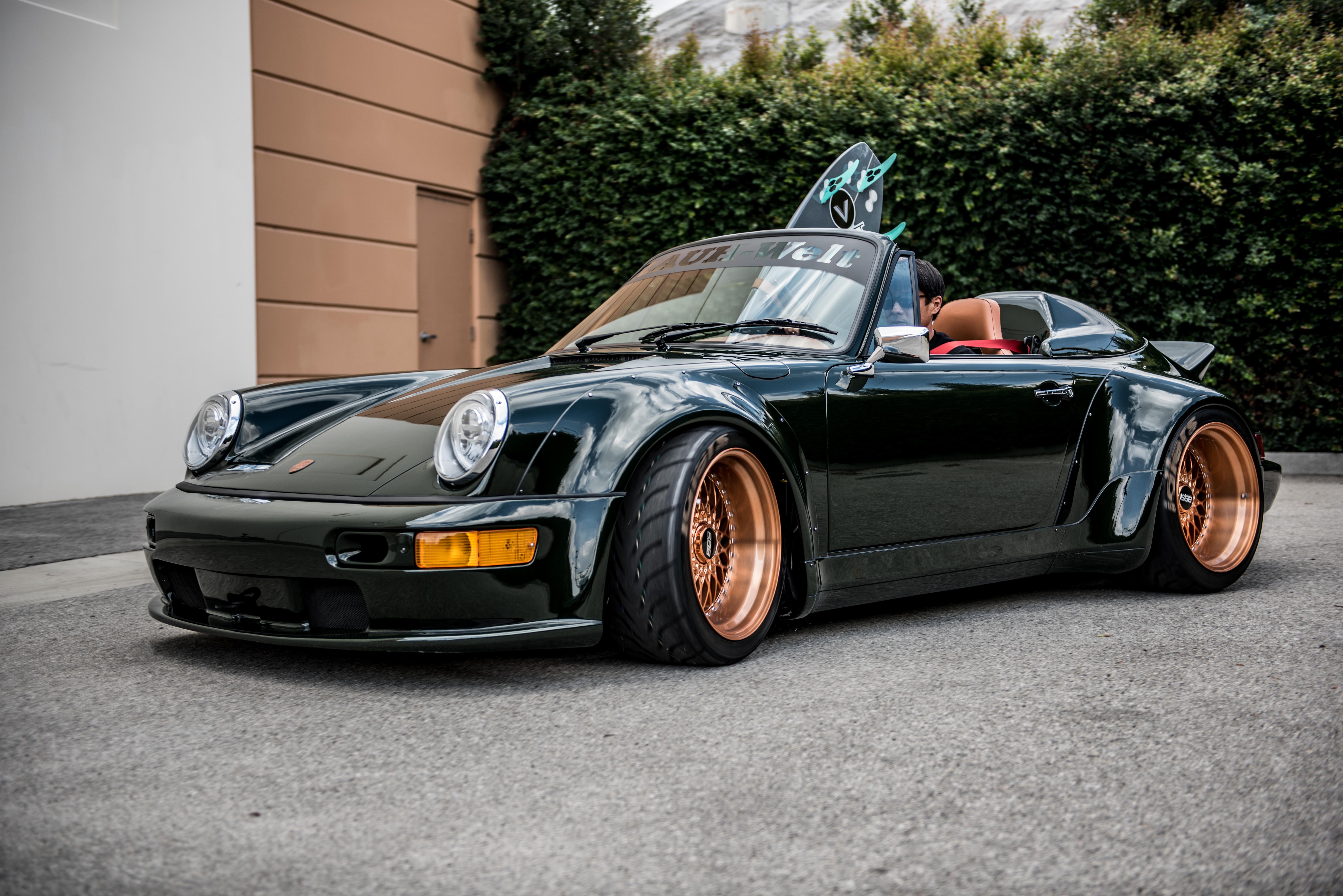 1990 Porsche 911 Convertible RWB