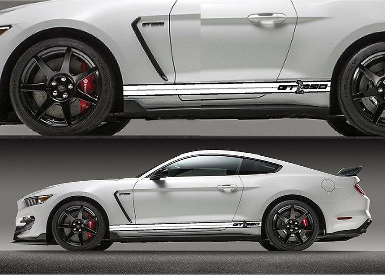 OEM Style w/Cobra + GT350