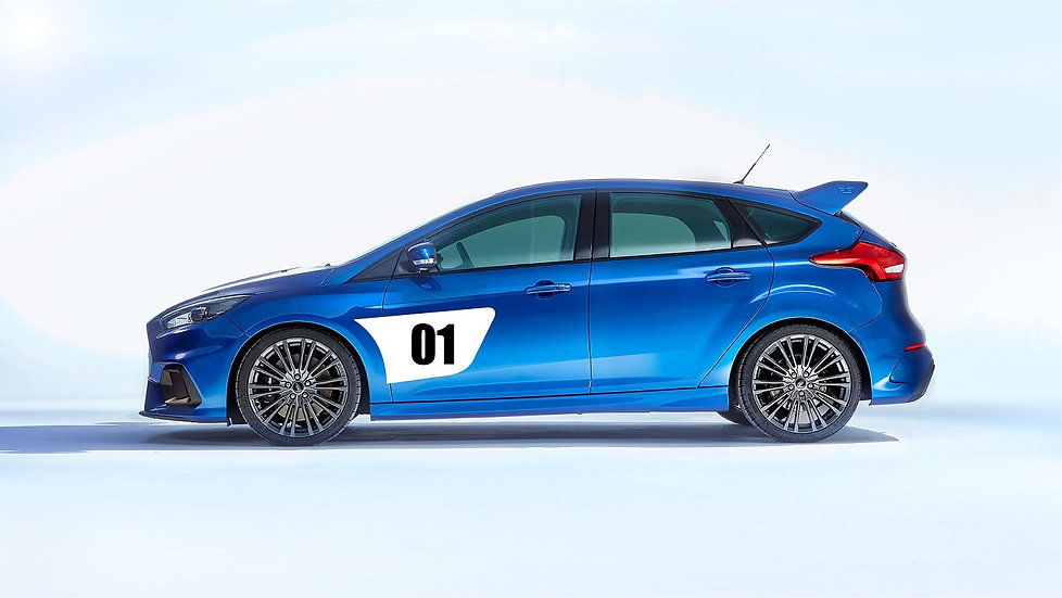 Ford Focus TRACK# Style 1