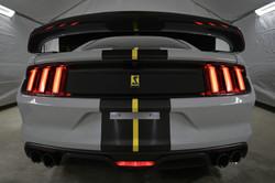 Shelby GT350 Center Stripes