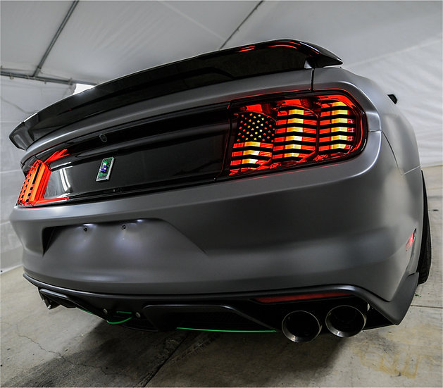 GT350&R Tail Light Overlays
