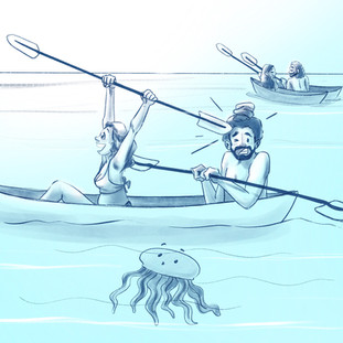 KayaKing and KayaQueen