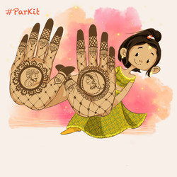 The Dancing Mehendi