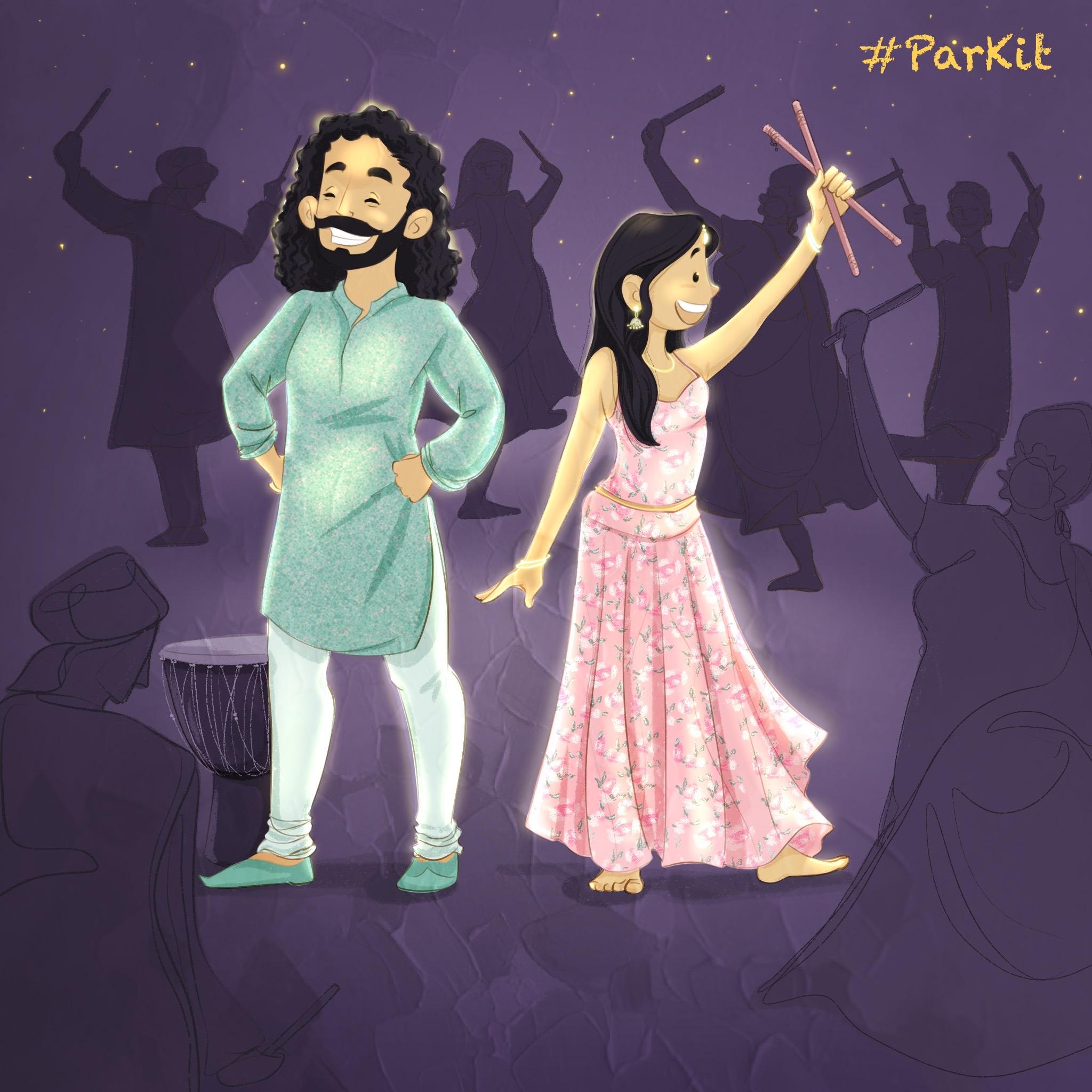 The Dancing Sangeet
