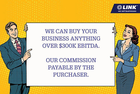 We Want to Buy a Business That Has Over $300K EBITDA