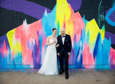 Alison and Jason's Brooklyn Winery Wedding