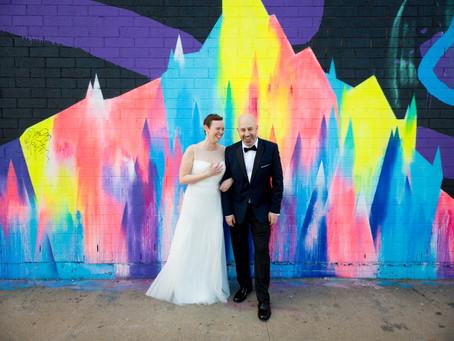 Alison and Jason's Brooklyn Winery Wedding