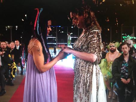 Amanita and Nomi's Wedding Vows