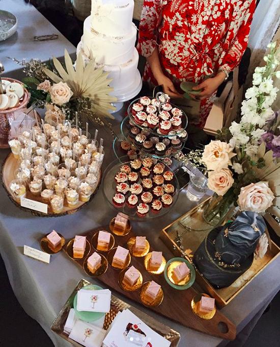 Samantha Bakes Cakes & Rosewood