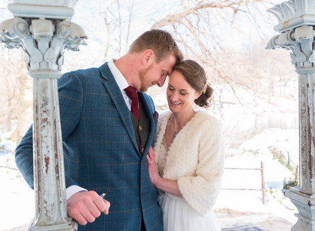 Kerry and Luke's Central Park Elopement