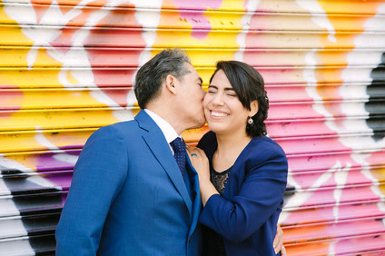 vow renewal nyc, brooklyn vow renewal, brookyn bilingual wedding officiants, spanish speaking wedding officiant, modern celebrant, brooklyn marriage celebrant, feminist weddings, once upon a vow, colorful brooklyn wedding, fun nyc weddings, modern weddings, queer officiant, bilingual officiant