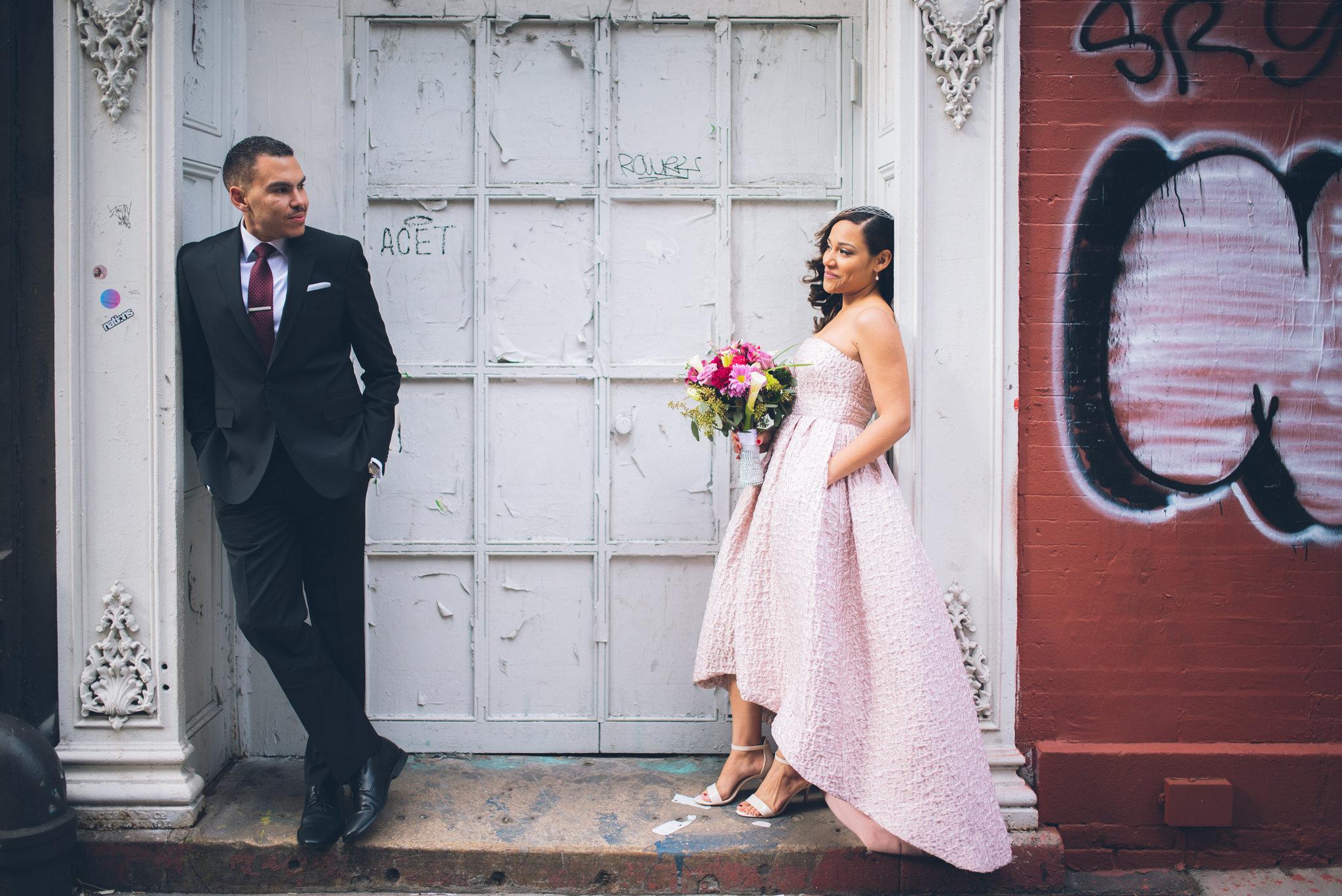Maribel and Dorian Elope in NYC