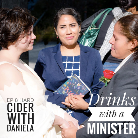 Podcast Interview with Hard Cider in hand