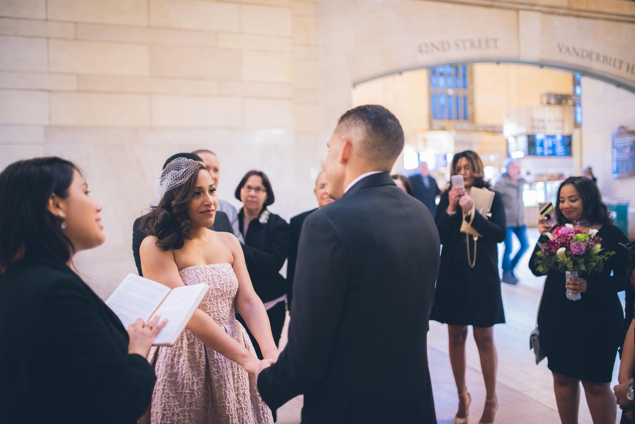 Grand Central Ceremony
