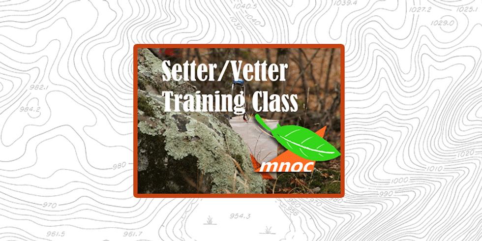 Setter/Vetter Class