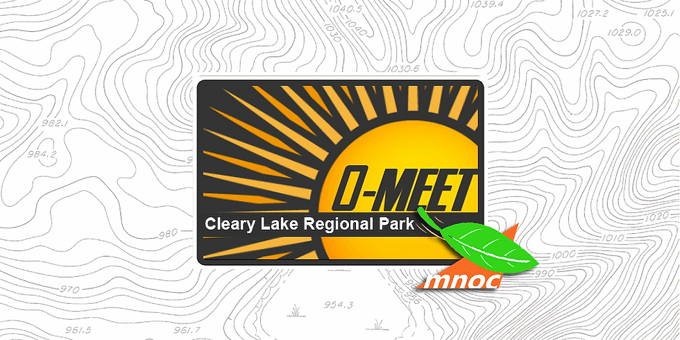 Cleary Lake Regional Park Regular Meet