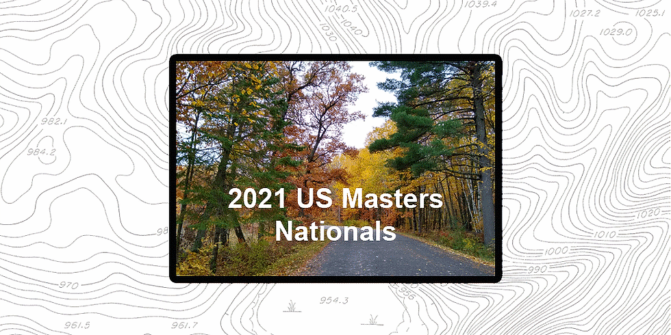 2021 US Masters Nationals