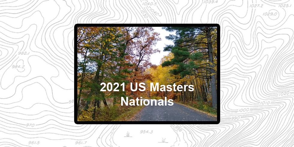 OrienteeringUSA Masters National Championships