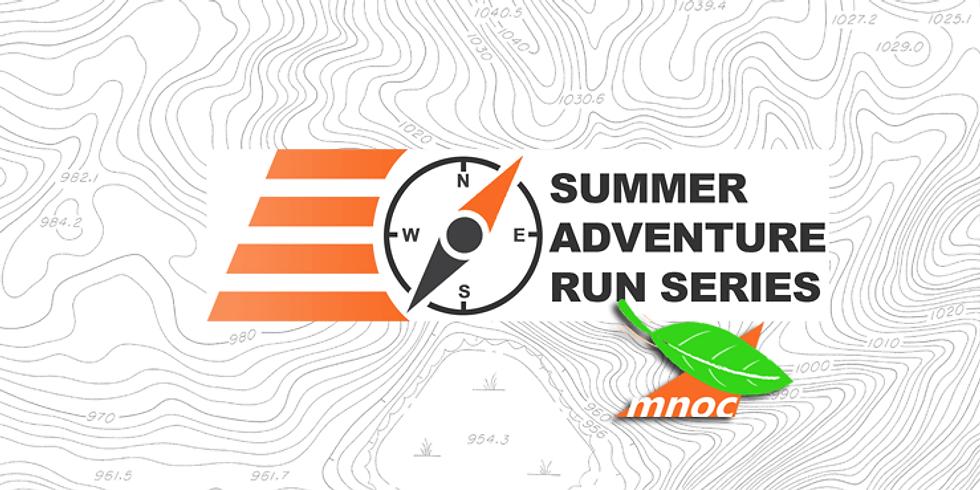 Summer Adventure Run #1 - Theodore Wirth Park