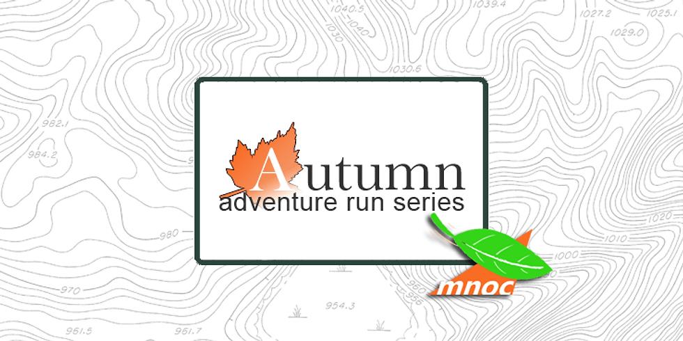 Autumn Adventure Run #1 - Cleary Lake Regional Park