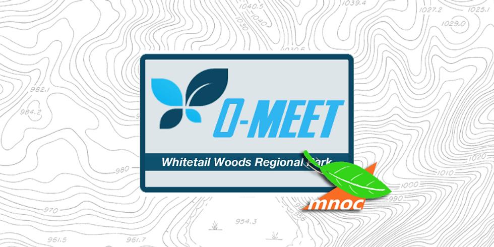 Whitetail Woods Regional Park Regular Meet-CANCELED