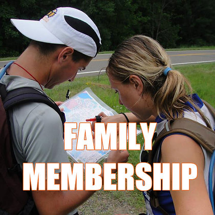 2021 MNOC Family Membership - Two adults (includes children under 18)