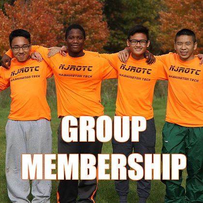 2019 MNOC Group membership (Church groups, JROTC, School groups, Scouts)